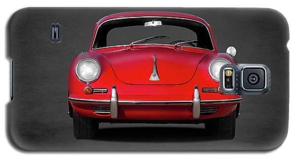 Transportation Galaxy S5 Case - Porsche 356 by Mark Rogan