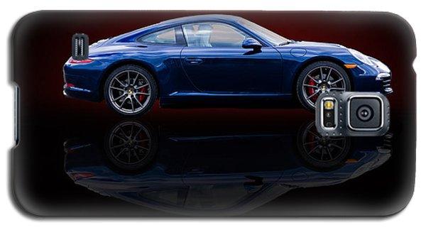 Porsche 911 Carrera - Blue Galaxy S5 Case