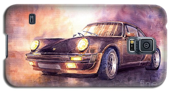 Transportation Galaxy S5 Case - Porsche 911 Turbo 1979 by Yuriy Shevchuk
