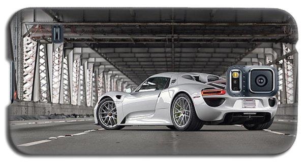Porsche 918 Spyder Galaxy S5 Case