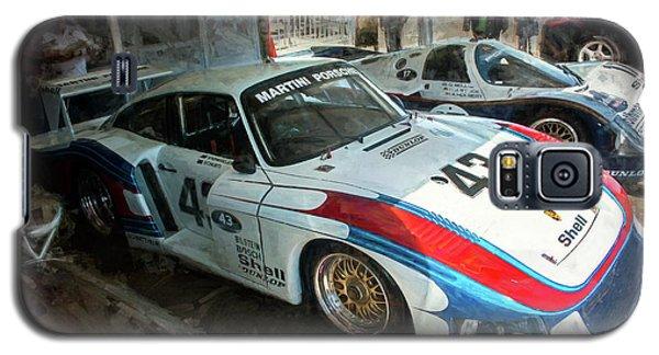 Porsche 935 Moby Dick Galaxy S5 Case