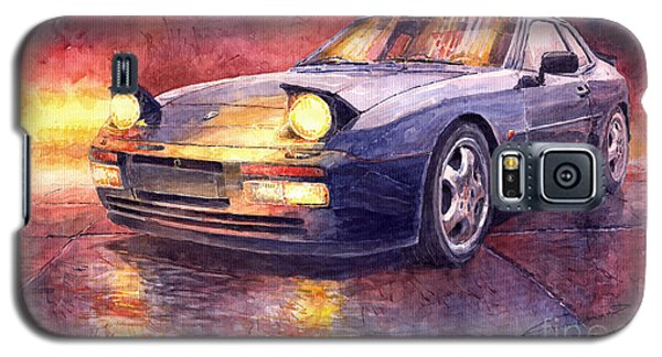 Porsche 944 Turbo Galaxy S5 Case by Yuriy  Shevchuk