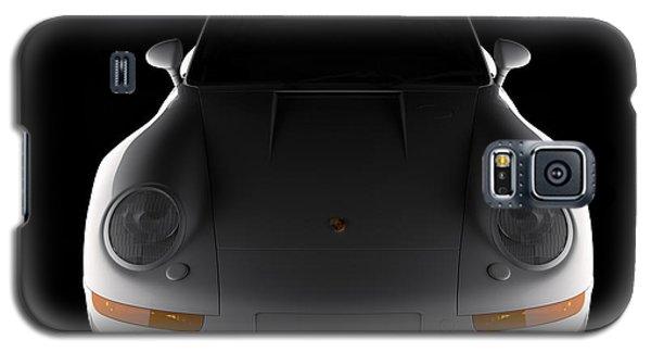 Porsche 959 - Front View Galaxy S5 Case