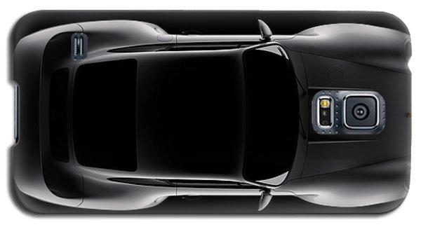 Porsche 959 - Top View Galaxy S5 Case