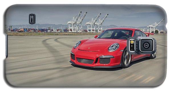 Porsche 991 Gt3 Galaxy S5 Case