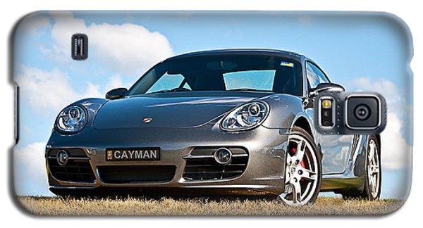 Porsche Cayman Galaxy S5 Case