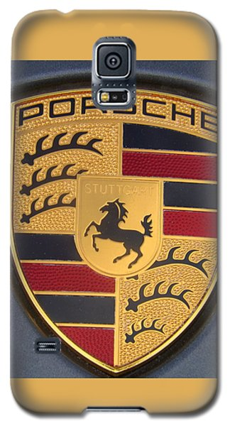 Porsche Emblem Galaxy S5 Case