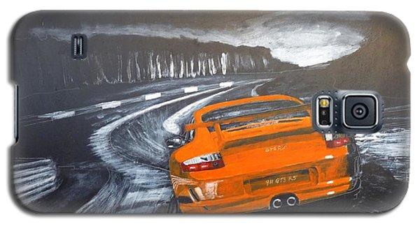 Porsche Gt3 @ Le Mans #3 Galaxy S5 Case