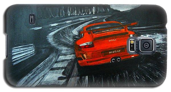 Porsche Gt3 Le Mans Galaxy S5 Case