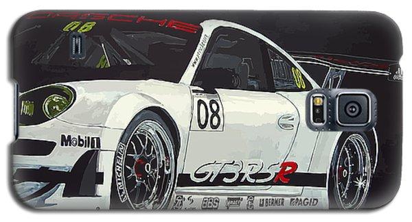 Porsche Gt3 Rsr Galaxy S5 Case
