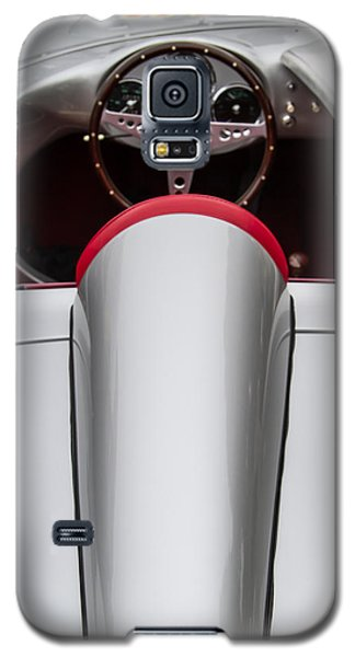 Porsche Spyder Cockpit Galaxy S5 Case by Roger Mullenhour