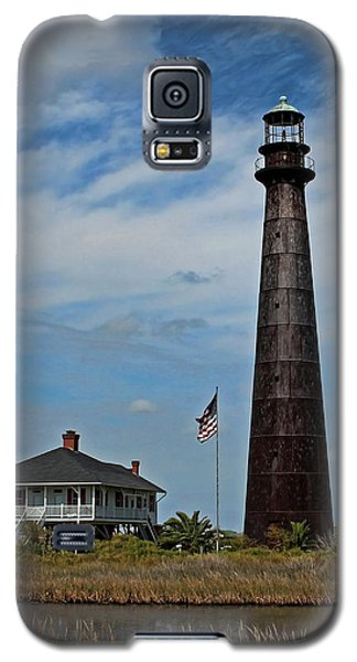 Port Bolivar Lighthouse Galaxy S5 Case