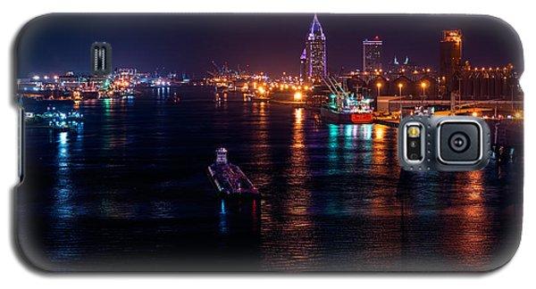 Port City Purple Galaxy S5 Case