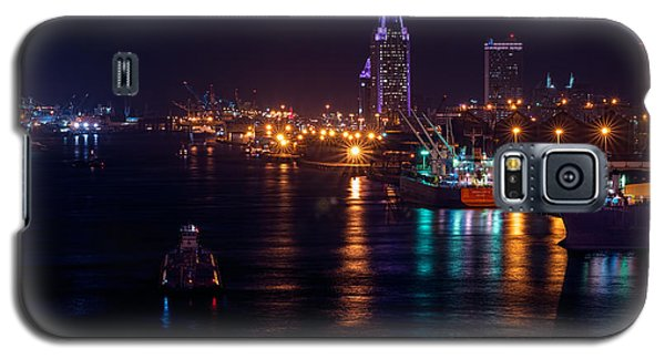 Port City Purple Closer Galaxy S5 Case