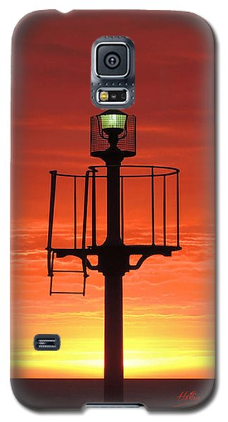 Port Hughes Lookout Galaxy S5 Case