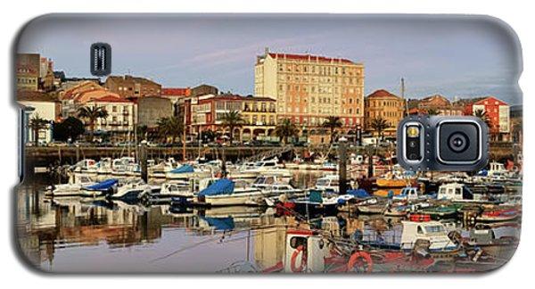 Port Of Ferrol Galicia Spain Galaxy S5 Case