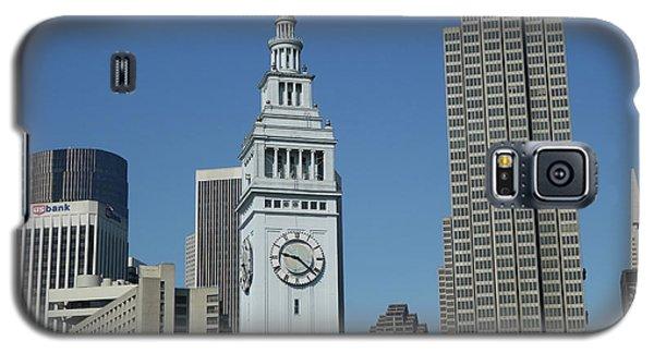 Galaxy S5 Case featuring the photograph Port Of San Francisco by Wilko Van de Kamp