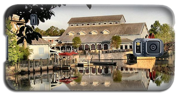 Port Orleans Riverside Galaxy S5 Case