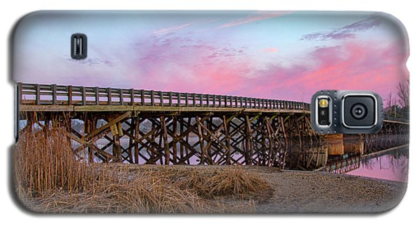 Port Republic Nacote Creek Bridge Galaxy S5 Case
