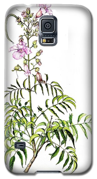 Galaxy S5 Case featuring the painting Port St John's Creeper by Heidi Kriel