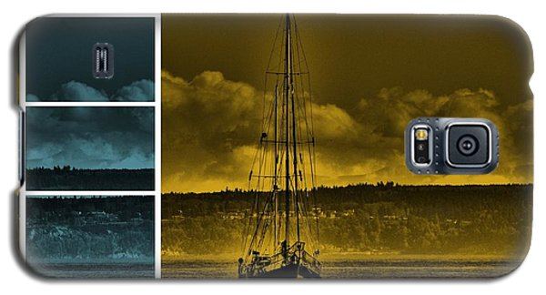 Galaxy S5 Case featuring the photograph Port Townsend by Janice Spivey