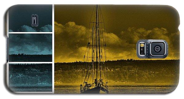 Port Townsend Galaxy S5 Case by Janice Spivey