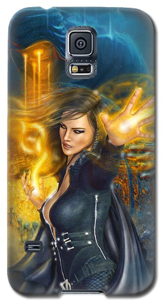 Portal Magician Galaxy S5 Case
