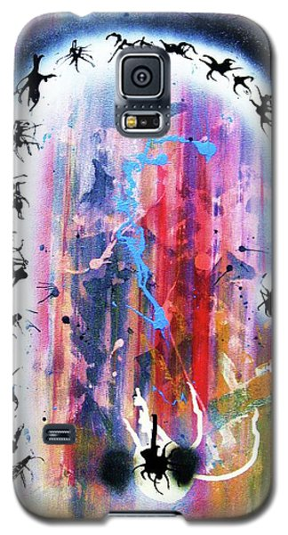 Portal Of Beginning Again Galaxy S5 Case
