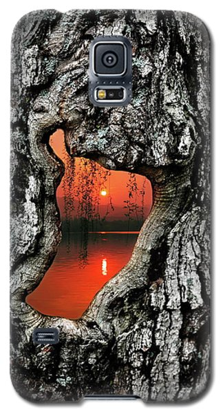 Portal To Another World Galaxy S5 Case