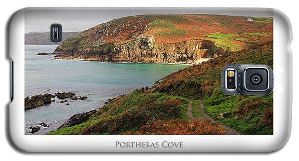 Portheras Cove Galaxy S5 Case