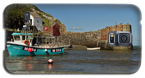 Porthgain In Wales Galaxy S5 Case