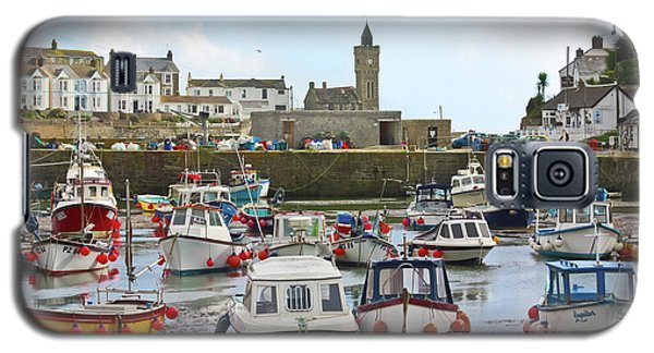 Porthleven Inner Harbour Galaxy S5 Case