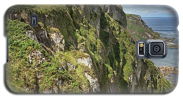 Portkill Cliffs Galaxy S5 Case