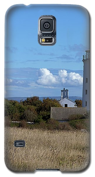 Galaxy S5 Case featuring the photograph Portland Bird Observatory by Baggieoldboy