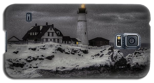 Portland Head Evening Galaxy S5 Case