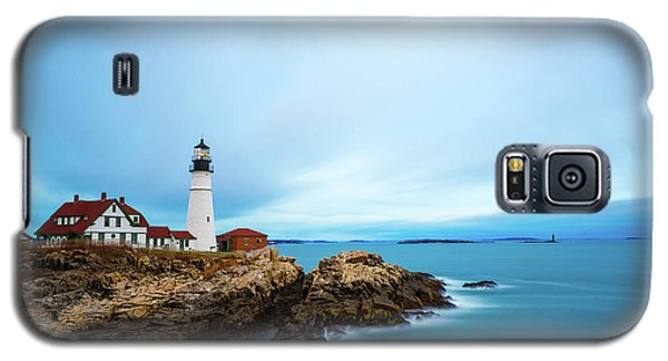 Portland Head Light 1 Galaxy S5 Case