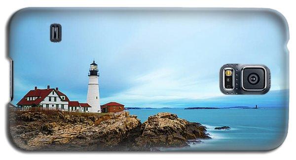 Portland Head Light 1 Galaxy S5 Case
