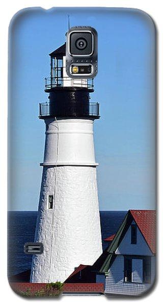 Portland Head Light No. 103 Galaxy S5 Case by Sandy Taylor