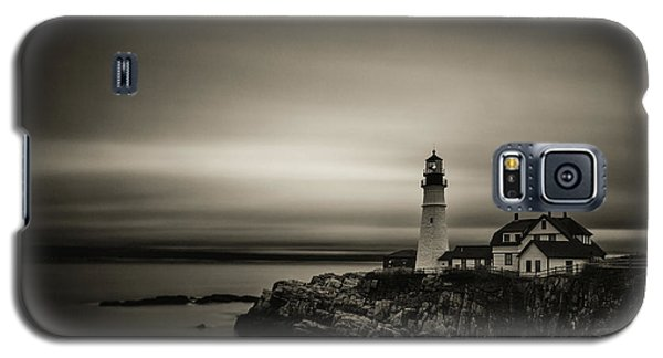 Portland Head Light 3 Galaxy S5 Case
