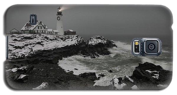 Portland Head Light Beacon  Galaxy S5 Case