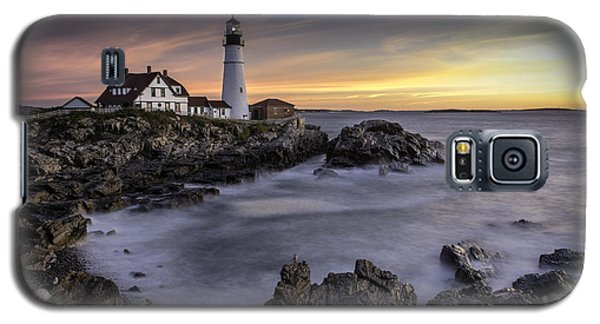 Portland Head Light Galaxy S5 Case