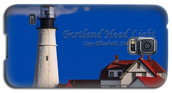 Portland Head Light No. 43 Galaxy S5 Case