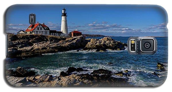 Portland Head Light No.32 Galaxy S5 Case
