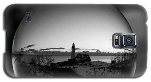 Portland Headlight Globe Galaxy S5 Case