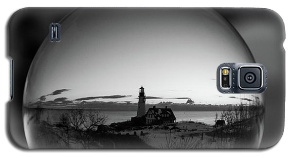Portland Headlight Globe Galaxy S5 Case