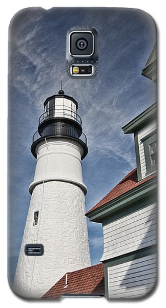 Portland Headlight Partial Galaxy S5 Case
