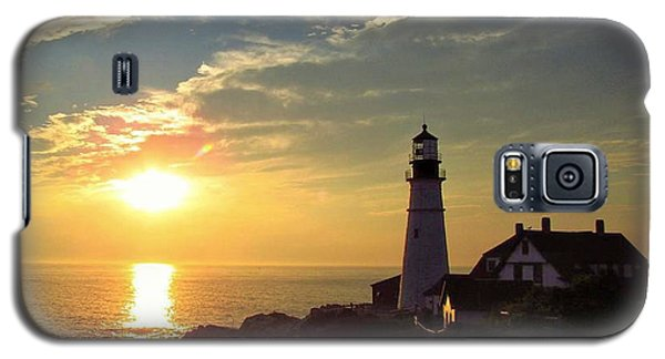 Portland Headlight Sunbeam Galaxy S5 Case