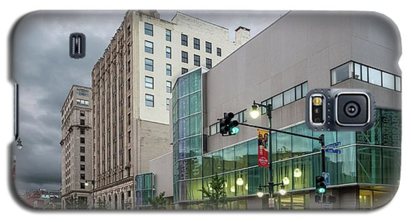 Portland Public Library, Portland, Maine #134785-87 Galaxy S5 Case