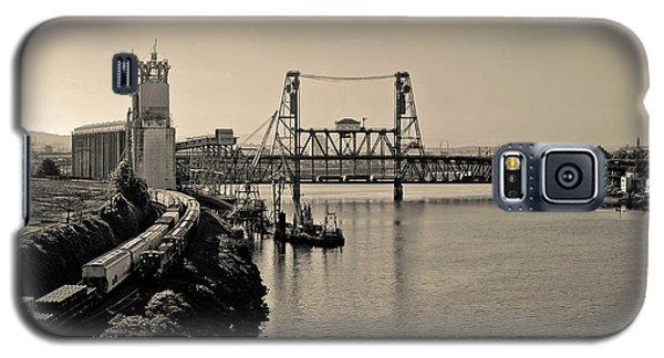 Portland Steel Bridge Galaxy S5 Case
