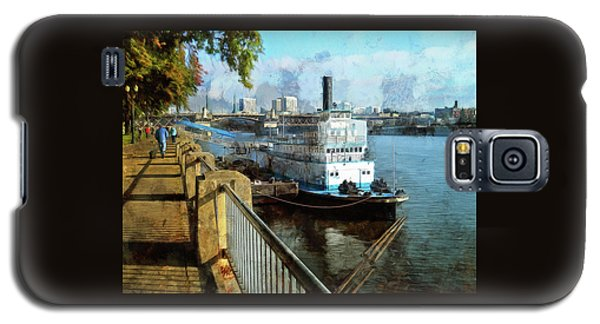 Portland Sunday Walk Galaxy S5 Case